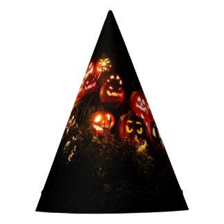 Chapeaux De Fètes Halloween Jack-o'-lantern recueillant le casquette