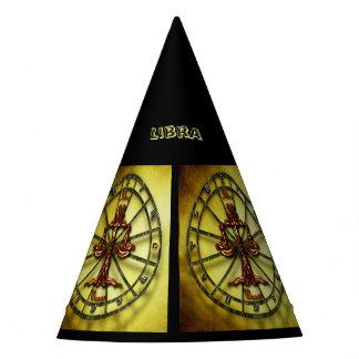 Chapeaux De Fètes Horoscope de conception d'astrologie de zodiaque