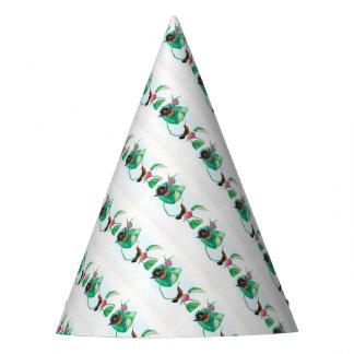 Chapeaux De Fètes Inséparables de colibri