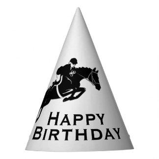 Chapeaux De Fètes Joyeux anniversaire de pullover équestre