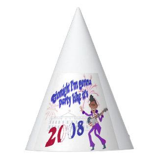 Chapeaux De Fètes La partie comme elle est 2008 avec le prince