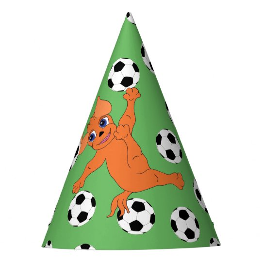 Chapeaux De Fètes Le football par Happy Juul Company