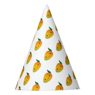 Chapeaux De Fètes Mangue mignonne de Kawaii