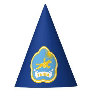 Chapeaux De Fètes Manteau des bras de la Touva