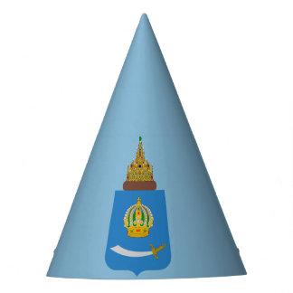 Chapeaux De Fètes Manteau des bras de l'oblast de l'Astrakan