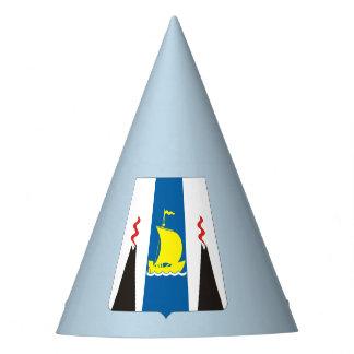 Chapeaux De Fètes Manteau des bras de l'oblast de Sakhaline