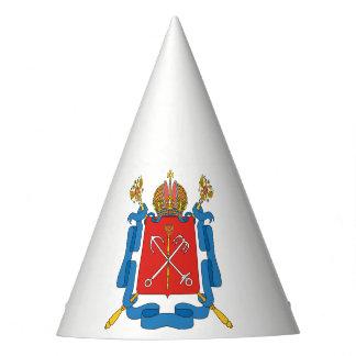 Chapeaux De Fètes Manteau des bras du St Petersbourg