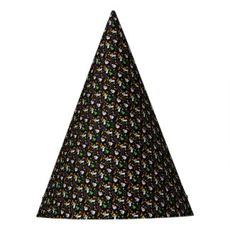 Chapeaux De Fètes Motif de Noël