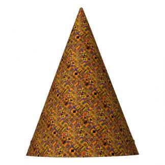 Chapeaux De Fètes partie de kente