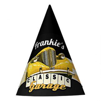 Chapeaux De Fètes   personnalisé votre garage   classique nommé de
