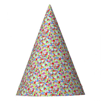 Chapeaux De Fètes Points colorés