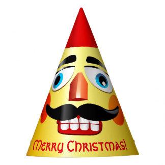 Chapeaux De Fètes Soldat de jouet aigu de casse-noix de Noël de chef