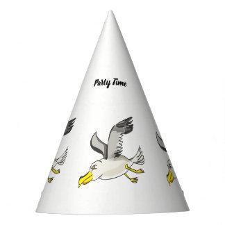 Chapeaux De Fètes Vol de mouette de bande dessinée aérien