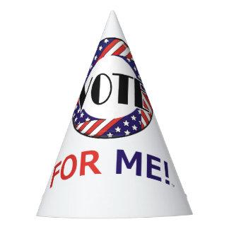 Chapeaux De Fètes Vote de PIÈCE EN T pour moi