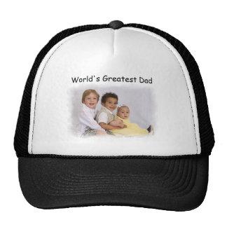 Chapeaux de photo personnalisés par coutume casquettes