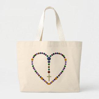 Chapelet #1 de perle grand sac