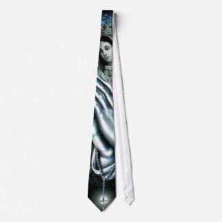 Chapelet béni de Vierge Marie Cravates
