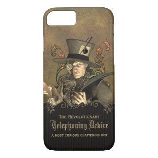 Chapelier fou drôle de Steampunk Coque iPhone 7