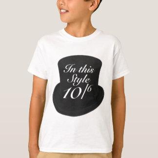Chapelier fou t-shirt