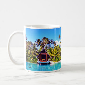 Chapelle Drinkware de mariage de Bora Bora Mug