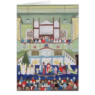 Chapelle méthodiste les Cornouailles de trou de Carte De Vœux