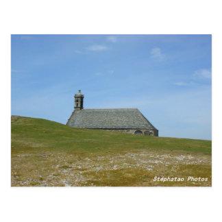 Chapelle Monts d'Arées BRETAGNE FRANCE Cartes Postales
