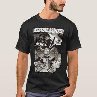 Chaque homme et chaque femme est un T-shirt