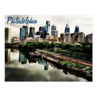 Chaque horizon de villes… Philadelphie Cartes Postales