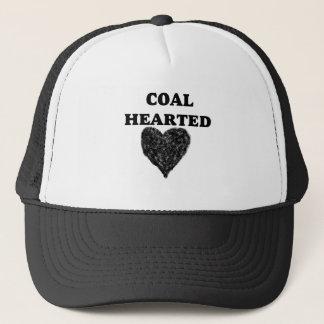 charbon casquette
