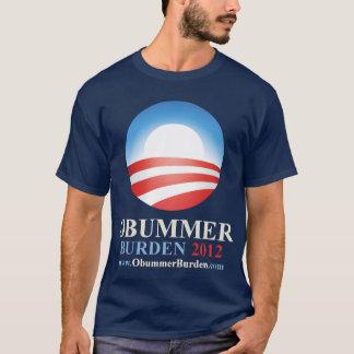 Charge 2012 d'Obummer - anti Obama T-shirt