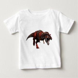 Charge de T-rex T-shirt Pour Bébé