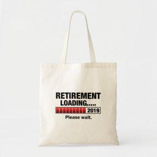 Chargement 2019 de retraite sac de toile