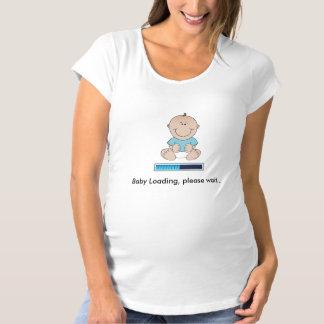 Chargement de bébé (garçon) t-shirt
