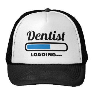 Chargement de dentiste casquettes