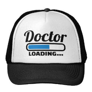 Chargement de docteur casquette