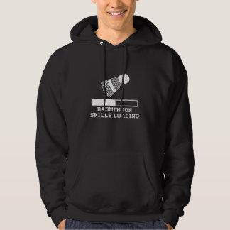 Chargement de qualifications de badminton veste à capuche