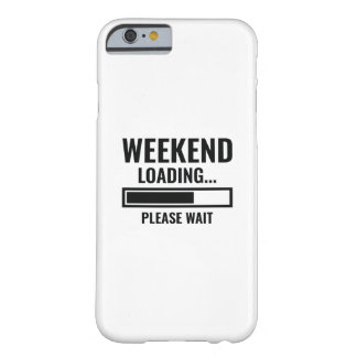 Chargement de week-end coque iPhone 6 barely there