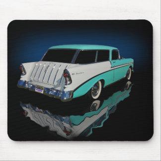chariot 1956 tapis de souris