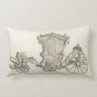 Chariot Coussin Rectangle