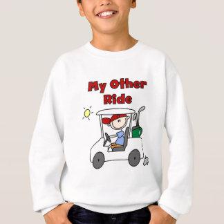 Chariot de golf autre T-shirts et cadeaux de tour