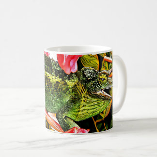 Charisme de caméléon mug