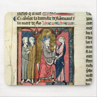 Charlemagne envoyant Ganelon Tapis De Souris