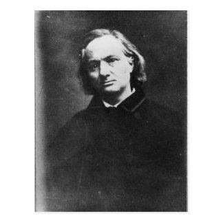 Charles Baudelaire Cartes Postales