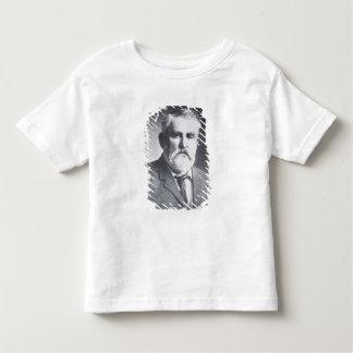 Charles bonne nuit (photo de b/w) t-shirt pour les tous petits