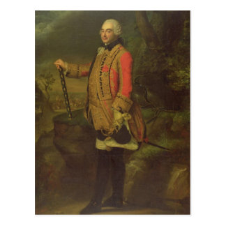 Charles de Rohan prince De Soubise Carte Postale