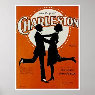 Charleston original posters