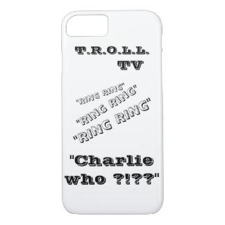 Charlie qui ? ? coque iphone
