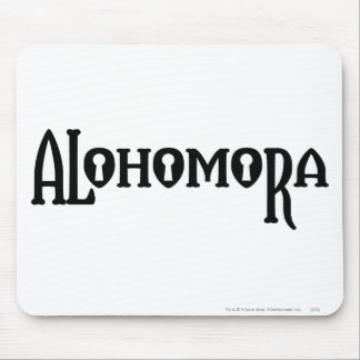 Charme | Alohomora de Harry Potter Tapis De Souris