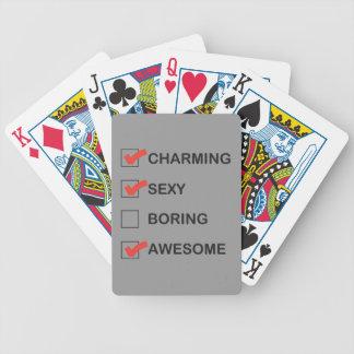 Charme Cartes À Jouer