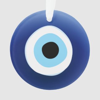 Charme chanceux de protection oculaire mauvaise